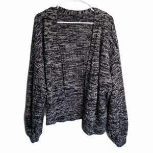 Kendall + Kylie One Size Slouchy Cardigan